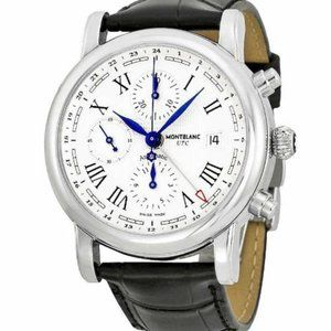 Montblanc Star watch, certified with warranty